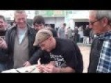Spannabis 2015 - Handcuffed Joint Rolling Part 2