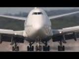 Super FAST Boeing 747 DEPARTURE