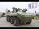 Serbian Military Lazar 2 OFF ROAD Military Armored Vehicle