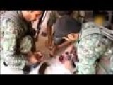 Syria Conflict 2014 •• Combat In Kobane Near Kurdish •• RAW VIDEO