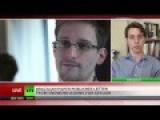 Snowden Wants To Help Brazil Fight NSA Surveillance