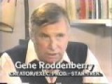 Star Trek Creator Gene Roddenberry On Good Morning America 1986