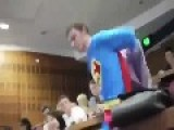 Superman In College