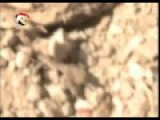 Syrian News Team Exposed To Gunfire While Covering The Media In Jobar