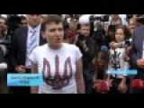 Savchenko Is Free