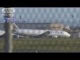 Strong Winds Disrupted Flight Operations At Tokyo's Narita Airport