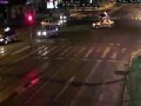 Speeding Drunk In Audi Slams Into VW Polo - 3 Dead