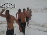 Snackbar Training Camp In The Snow