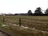 Swiss Plane Crash Caught On Camera
