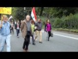 Syria - Frankfurt, Syrian Community Supporting Their Homeland