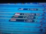 Schooling Beats M Phelps, C. Le Clos, L. Cseh 100m Butterfly 2016 Olympics RIO