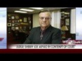 Sheriff Joe Arpaio In Contempt Of Federal Court, Judge Rules