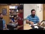 Student Surprises Teacher