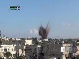 Syria - Daraa Under SAF Airstrikes 03 04