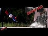 Superman -vs.- Ballistic Gel In SLOW MOTION