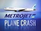 Sinai, Russian Jet: External Impact Caused Plane Crash!