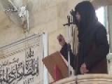 Sermon Cut Short By Syrian Rocket Attack
