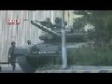 Syria - RAW - Syrian Army Enters Douma 04 06 Pt2