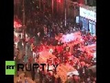 State Of Palestine: Vicious Late-night Clashes Rage In Ramallah