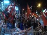 Secular Turks Protest Erdogan In New York