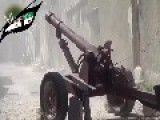 Suburbs Of Damascus FSA-Action 22-11-2013 Syria *HD*