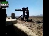Syria - Saif Al-Sham Brigades ATGM Vs SAA Shilka 02 08