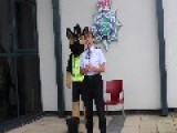 Staffordshire Police's Chief Constable's Ice Bucket Challenge