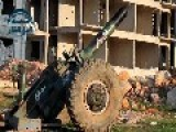 Syrian Sunni Arab Citizen Soldiers Engage An Iraqi Shiite Terrorist Outpost, With A Hell Cannon-1: Mount Hoihna