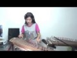 Stairway To Heaven - Guitar Solo Gayageum Cover By Luna Lee