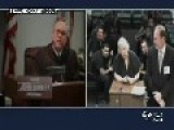 Sassy Sexual Granny Hits On Judge And Makes Him Laugh Now That's How You Act In Court