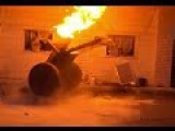 Syria - Meet The Hell Cannon, The Free Syrian Army's Homemade Howitzer