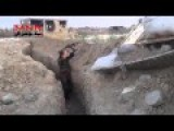 Some Areas In Syria They Make Good Use Of Trench Warfare