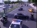Sports Cars Messing With Police