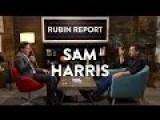 Sam Harris And Dave Rubin: Islam, Trump, Hillary, And Free Will