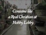 "Satanist Invades Hobby Lobby, And Infests The Store With Baby Dolls Attached With Coat Hangers With Signs That Say, ""Aborted Baby"