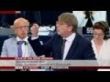 State Of European Union: Guy Verhofstadt Wants More EU, Applauds Juncker's Speech