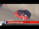 San Diego Police Chase