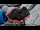 Sept. 29, 2016 Viking Mitten Found In Lendbreen, Norway