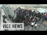 Storming Spain's Razor-Wire Fence: Europe Or Die