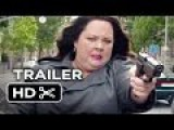 Spy 2015 - Melissa McCarthy, Rose Byrne Comedy HD