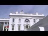 Suspect Shot Near White House