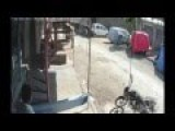 Savage Man Gets Drop Kicked By Monkey! LOL