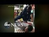 State Trooper Body Slam Man During Bourbon Street Arrest