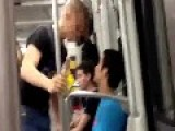 Spain - Racist Attack In Barcelona Metro 28 06