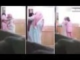 Saudi Wife Films Husband Sexually Harassing The Maid