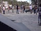 Skatepark Fight