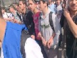 Syrian School Bands Marches Through Damascus
