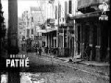 Street Fighting In Athens 1945