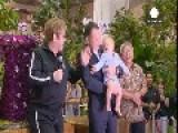 Sir Elton Versus D&G: War Of Words Escalates In 'synthetic' Babies Row
