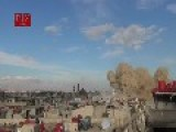 Syria - Two SSM Hit Caught On Camera - HD Quality